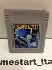 CASTELIAN - NINTENDO GAME BOY - SOLO CARTUCCIA - CARTRIDGE ONLY - RARE