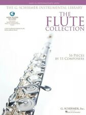 The Flute Collection Easy to Intermediate Level Book and Online Audio  050486134