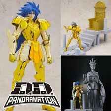 D.D.PANORAMATION Saint Seiya Gemini Saga The Pope's Chamber action figure Bandai