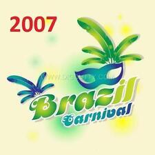 BRAZIL Rio CARNIVAL CARNAVAL 2007 - 13 DVD - Complete Parade