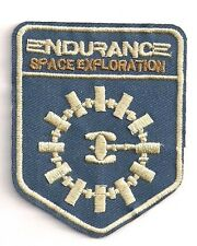 "Interstellar ""Endurance"" Mission  3"" Embroidered Patch-FREE S&H (ENPA-01)"