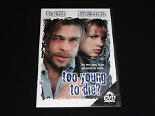 TOO YOUNG TOO DIE DVD