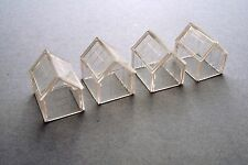 Four Greenhouses - Kestrel Design GMKD22 - N building plastic kit - free post