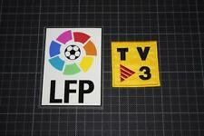 SPANISH LEAGUE LFP and TV3 BADGES 2004-2005