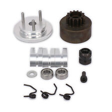 81020 Clutch Bell Flywheel 14T Gear Assembly Set For RC 1:8 HSP HPI Buggy Redcat