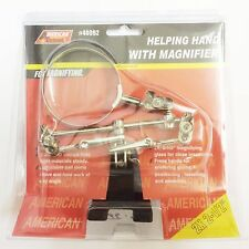 AMERICAN TOOL EXCHANGE, HELPING HAND WITH MAGNIFIER, 40092, 689958400928