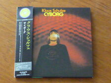 Klaus Schulze: Cyborg Japan 2 CD Mini-LP ARC-7264/65 M (ashra dream tangerine Q