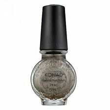 Konad Stamping Nail Art S42 Light Bronze 11ml Special Polish DIY Made in Korea