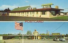 VOYAGEUR MUSEUM and MOTEL, TWO HARBORS, MINN. Your Hosts- Terry & Louise Johnson