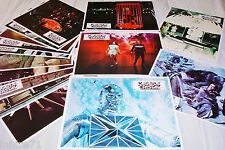 L'AGE DE CRISTAL Logan's Run ! rare jeu 16 photos cinema lobby cards 1976