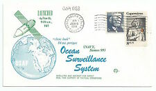 USA 1974 COSMOGRAM OCEAN SURVEILLANCE SYSTEM LAUNCHED BY TITAN 3b
