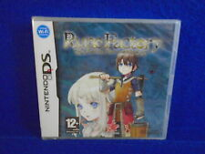 ds RUNE FACTORY A Fantasy Harvest Moon NEW & SEALED DSi 3DS PAL ENGLISH Version