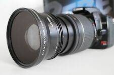 67mm Wide Angle Macro Lens for Canon EF-S 18-135mm IS or STM t5 t5i sl1 New