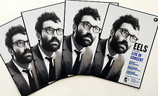 4 X EELS 2014 TOUR FLYERS - THE CAUTIONARY TALES OF MARK OLIVER EVERETT - NEW