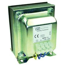 Isolation Transformer 500VA Mains Isolating Isolated
