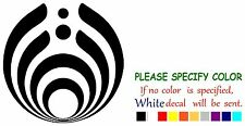Bassnectar rock music Funny Vinyl Decal Sticker Car Window laptop tablet 6""