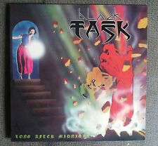 BLACK TASK - Long After Midnight LP (Axekiller, 1986) *Rare OOP Heavy Metal