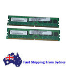 SUN 2GB (2 X 1GB) 2RX4 PC3200R DDR2-400 REG ECC Server Memory Ram