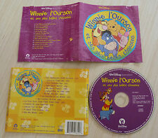 CD (NO BOX BOITIER) WALT DISNEY BOF SES PLUS BELLES CHANSONS WINNIE L'OURSON
