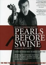 Pearls Before Swine (2005, DVD NEUF)