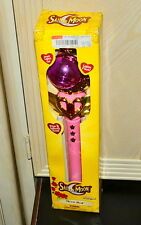 Sailor Moon wand rod scepter stick Irwin Toys first season cosplay yellow box