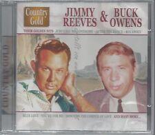 CD--JIM REEVES--JIM REEVES & BUCK OWENS | IMPORT