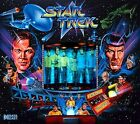 Data East Star Trek Pinball Cabinet Light Mod BLUE