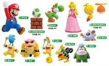 Furuta Choco egg Super Mario Bros. Wii Figure Set of 11 pcs