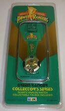 Mighty Morphin Power Rangers Green Ranger Watch MINT in package 1994