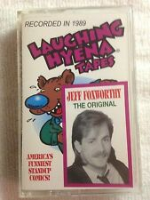 Jeff Foxworthy - The Original - Cassette Tape - 1990 Laughing Hyena Tapes Comedy