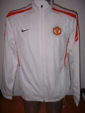 Manchester United Tracksuit Jacket Adult M Nike Jersey Shirt Soccer Football Top