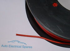 5 Meters 18 AMP RED multi strand copper cable / wire CLASSIC CAR MOTORCYCLE