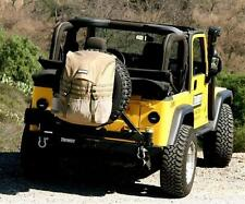Trasharoo Off-Road Spare Tire Trash Bag GEN2TAN