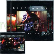 """DIAFRAMMA """"I GIORNI DELL'IRA"""" RARO CD 2002 - FUORI CATALOGO"""