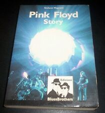 PINK FLOYD STORY - ITALIAN BOOK FIRST PRESS 1989 - 130pg. - RARE!!!