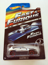 2015 HOT WHEELS FAST AND FURIOUS SUBARU WRX STI  07/08