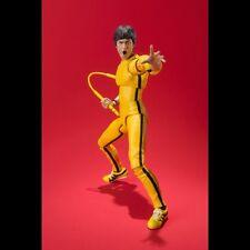 -=] BANDAI - Bruce Lee SH Figuarts yellow suit [=-