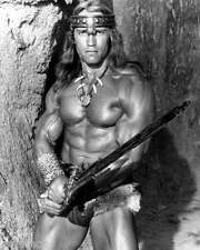 Arnold Schwarzenegger Conan The Barbarian 8x10 Photo 001
