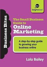 The Small Business Guide to Online Marketing by Lola Bailey (2013, Paperback)