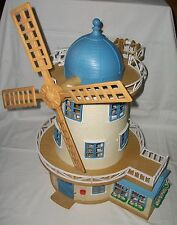 Sylvanian Families Field View Windmill - Furnished and with family set
