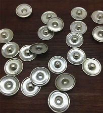 New 20PCS Chunk Snap Button fit  for Noosa Necklace Bracelet earring Ring EZAPP5