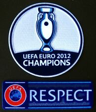 2016 EURO CUP FRANCE, SOCCER FOOTBALL PATCH BADGE, CHAMPIONS SPAIN