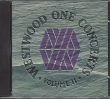 Westwood One Concerts Vol. II- Promo CD-Rolling Stones,Aerosmith,Sting,Green Day