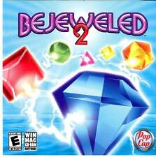 Bejeweled 2 -- Gem Puzzle Sequel Windows PC Computer Game -- Trusted eBay Seller
