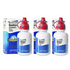 Bausch Lomb Boston Advance Hard & Gas Permeable Contact Lens Cleaner 90ml 2019.9