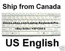 MSI  Wind U100 U110 U120 U90 U115 U120H U123 U123H U123T Keyboard - US - White