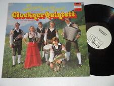 LP/GLOCKNER QUINTETT/IM ALPENLAND SIND WIR ZU/Polydor 2440152/MUSTERPLATTE PROMO