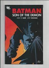 Batman Son of the Demon (DC 2006 Edition)Mike Barr Jerry Bingham VF