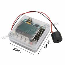 Mini KK2.15 Multi-rotor LCD Flight Controller V1.9S & Protect Case KK2.0 KK2.1