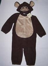 NWT CRAZY 8 MONKEY COSTUME 12-18 mo Halloween Romper